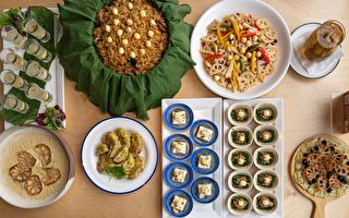 桃園蓮花季企業合作簽約儀式  讓美食傳香