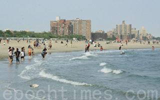 纽约海滩将于7月1日配备救生员重新开放