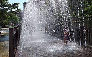十大免费戏水景点 暖暖亲水公园18日开放