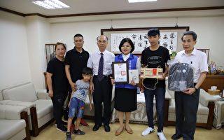 雲林子弟李曆融勇奪台北電影最佳新演員獎