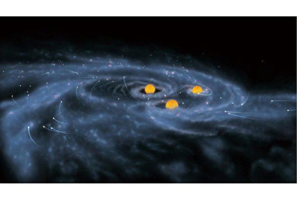 研究发现超级黑洞新来源