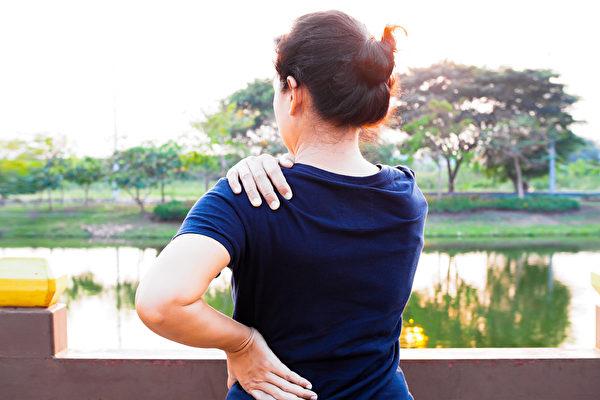 慢性疼痛可能是自律神經失調造成的。(Shutterstock)