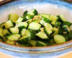 【美食天堂】私房凉拌黄瓜~只需5分钟!夏天必吃!
