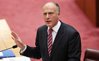 澳洲參議員:感謝上帝 年輕人在對抗中共