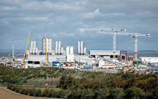 中國公司參與英核電站 資深議員要求複查
