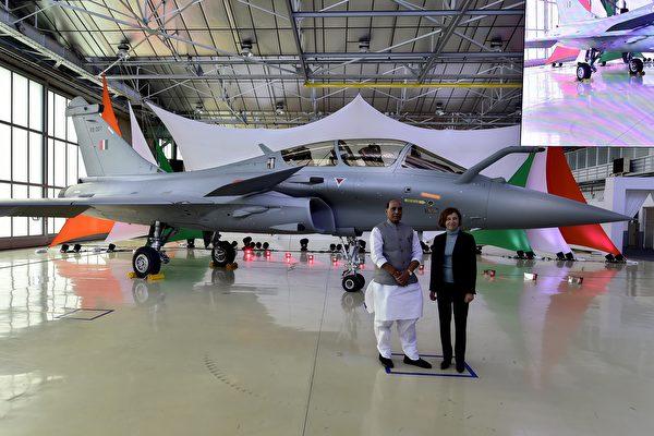 中印邊境衝突 印度或在拉達克部署飆風戰機