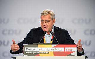 德议会外事委主席:应联合美英对中共施压