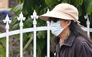 不戴口罩罰300 西好萊塢警局不再勸導