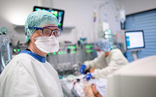 德国染疫者住院1/5死亡 用呼吸机死亡率过半