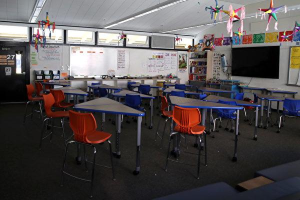 教师9月不愿返校 新泽西忧开学时教师不足