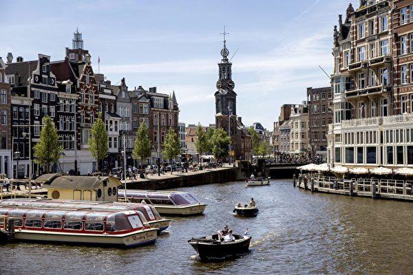最受企業家歡迎城市 阿姆斯特丹歐洲排名第三