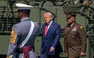美國將從德國撤軍12000 近半仍留守歐洲