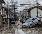 日本九州洪水已致20人死亡 14人失踪