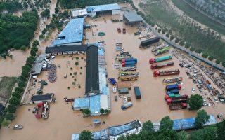 田云:王家坝第16次泄洪 灾民是党牺牲品