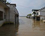 大陸網絡大V稱洪水可以是旅遊資源 遭網民狠批