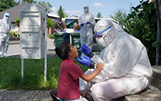 德内政部长吁全民测试 卫生部长反对