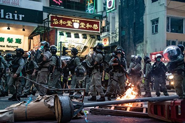 謝田:毀掉香港 凸顯中共彈盡糧絕