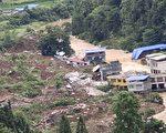 【一线采访】贵州铜仁山体滑坡 村庄被埋
