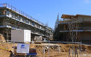 疫情導致新房需求疲軟 影響建築就業