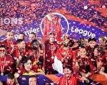英超收官:利物浦曼城曼联切尔西排前四