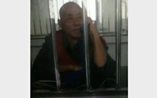 山西省长治市壶下内村村民靳金保被警方认定为投毒案凶手,家人为他申冤至今。(受访人提供)