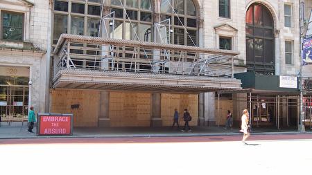 如今麦当劳公司已经决定关闭原来总店,新旗舰店搬到附近的第45街。