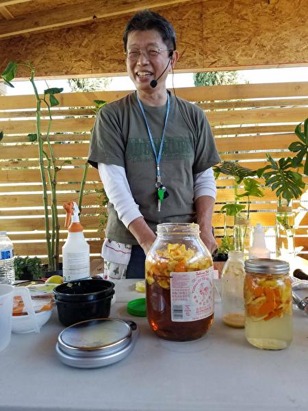 居家園藝專題(三):有機環保酵素 自製廚餘堆肥