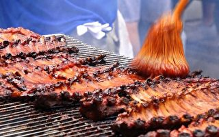 烟火烤肉飞行表演 纽约市多方式庆祝国庆