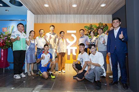 新竹市沈慧虹副市长与竹市议员到场支持。