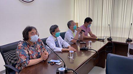 牙醫夜間急診在立委劉建國(右1)協助向衛福部爭取下, 7/3日在雲林縣啟動試辦計畫。