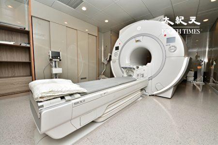 員生高階醫學影像中心增購高階磁振造影、數位乳房攝影以及雙能量骨質密度檢查等最新儀器。