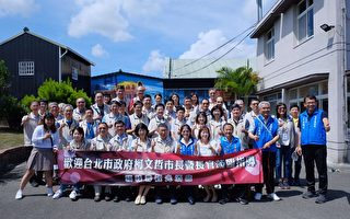 柯文哲率市府團隊 赴雲林參訪交流