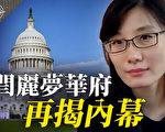 【十字路口】閆麗夢再揭內幕 美金融制裁啟動?