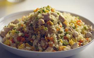 花椰菜米炒飯 高纖低醣~吃多也不發胖!