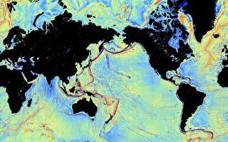 众筹科技项目已完成五分之一海底测绘