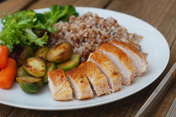 记下外食族的减糖饮食规则,吃饱也能瘦。(Shutterstock)