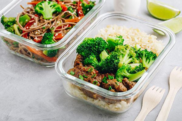 备餐便当如何制作与保存,才能保证营养均衡,且吃4餐也不流失美味?(Shutterstock)