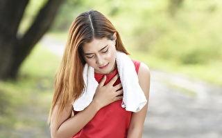 久咳、爬坡喘當心肺纖維化 醫師教你保養肺功能