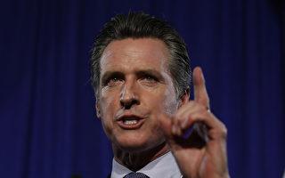 加州州長紐森宣布 延長失業補助福利期限