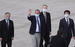 周晓辉:美卫生部长访台 北京担忧一事要发生