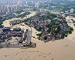 中國洪水肆虐 稀土和化肥等行業遭重創