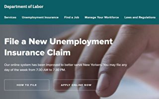 纽约市疫情持续降温 但失业率高达20%