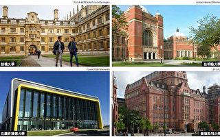 敏感科研换经费 英国大学跟中共合作