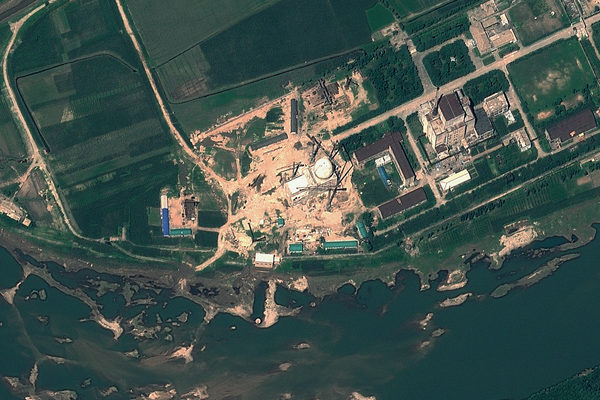 朝鲜洪水酿至少22死 威胁到宁边核设施