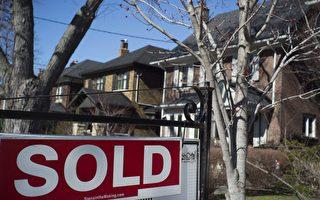 7月加國房屋交易破紀錄 房價同比漲14%