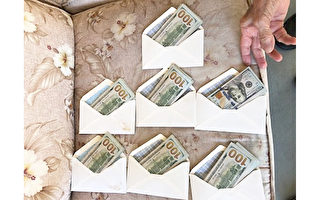 乔州93岁老兵被骗寄出1.4万现金 警官追回