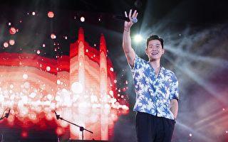 將軍吼音樂節擠進3萬人 6組人氣偶像打頭陣