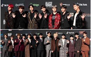 與BTS登FNS歌謠祭 SEVENTEEN將演出《24H》