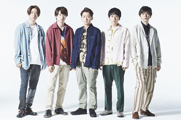 ARASHI岚《风筝》首周热销91.1万张 台压发行