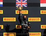 梅賽德斯車隊英國車手漢密爾頓